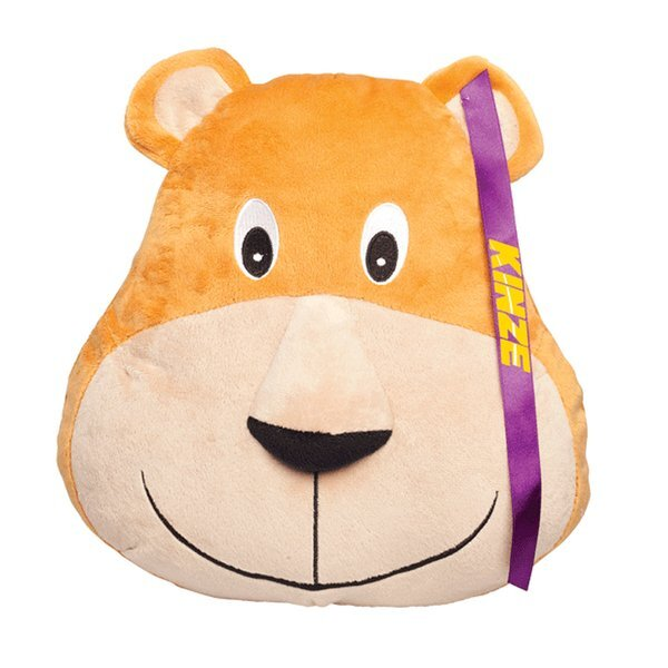 Bear Zoo Plush Pillow