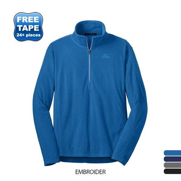 Port Authority® Microfleece 1/2-Zip Men's Pullover