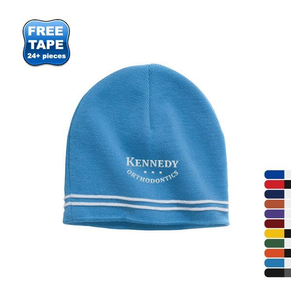 Sport-Tek® Spectator Acrylic Knit Beanie
