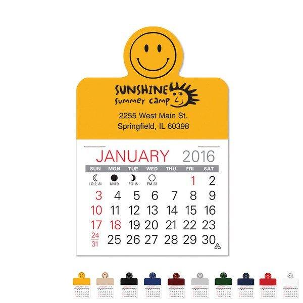 Smiley Face Value Stick™ Calendar