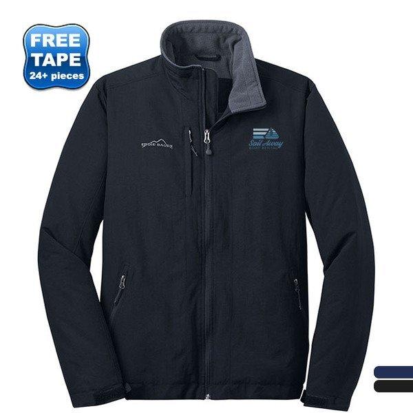 Eddie Bauer® Fleece-Lined Men's Insulated Jacket