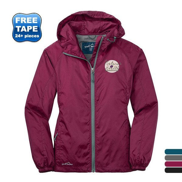 Eddie Bauer® Packable Ladies' Wind Jacket