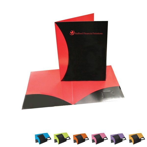 Splash Pocket Folder