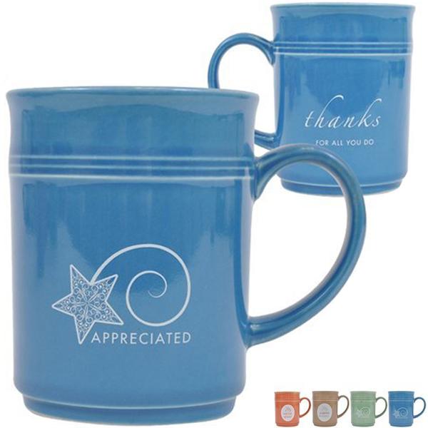 Cup of Thanks Mug 14oz. Stock
