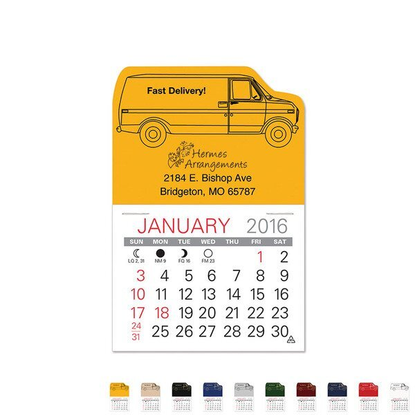 Van Value Stick™ Calendar