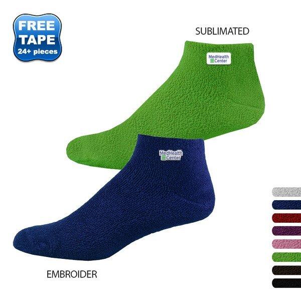 Fashion Terry Low Cut Socks