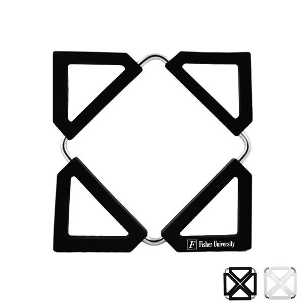 Silicone Trivet w/ Metal Frame
