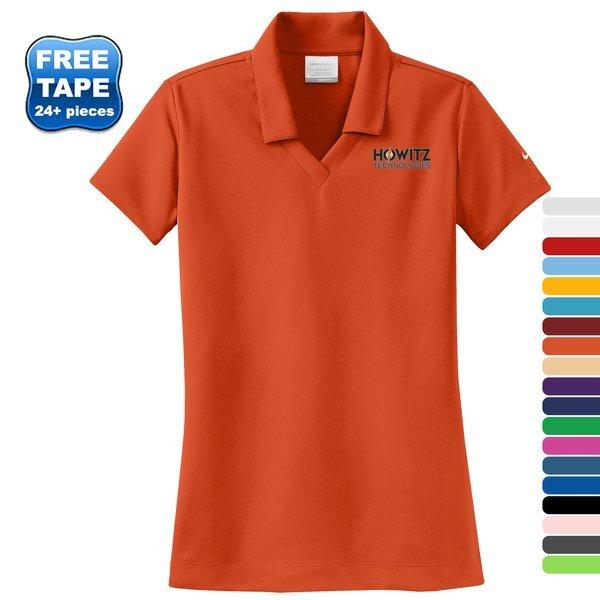 NIKE® Golf Dri-FIT Micro Pique Ladies' Sport Shirt