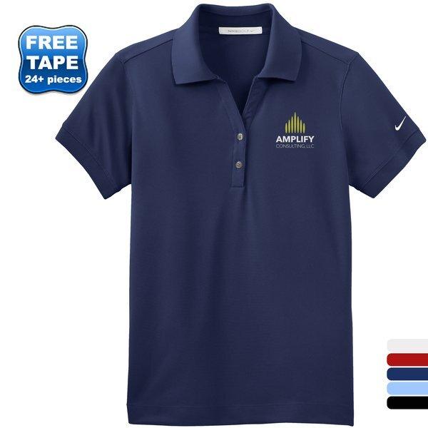 NIKE® Golf Ladies Dri-FIT Classic Ladies' Sport Shirt