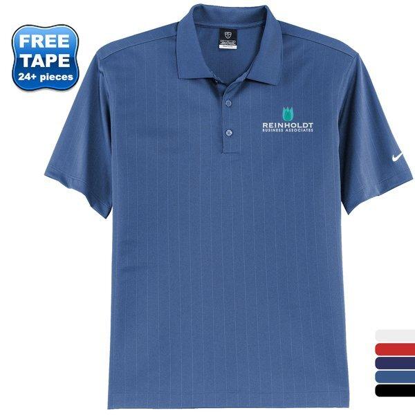 NIKE® Golf Dri-FIT UV Textured Men's Sport Shirt