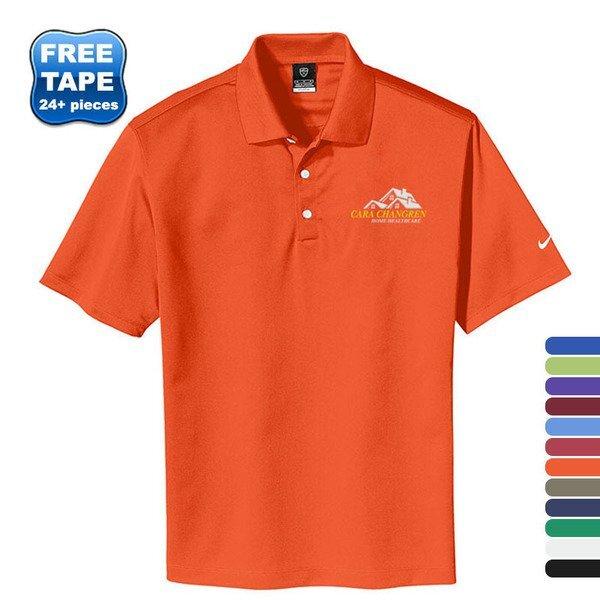 NIKE® Golf Tech Basic Dri-FIT UV Men's Sport Shirt