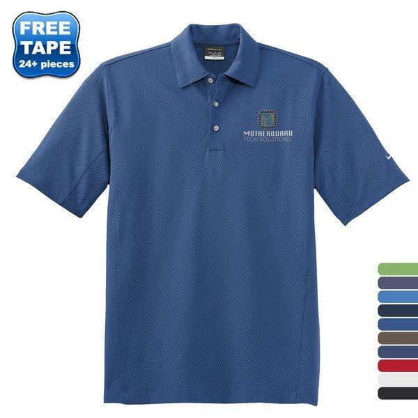 NIKE® Sphere Dry Diamond Men's Sport Shirt