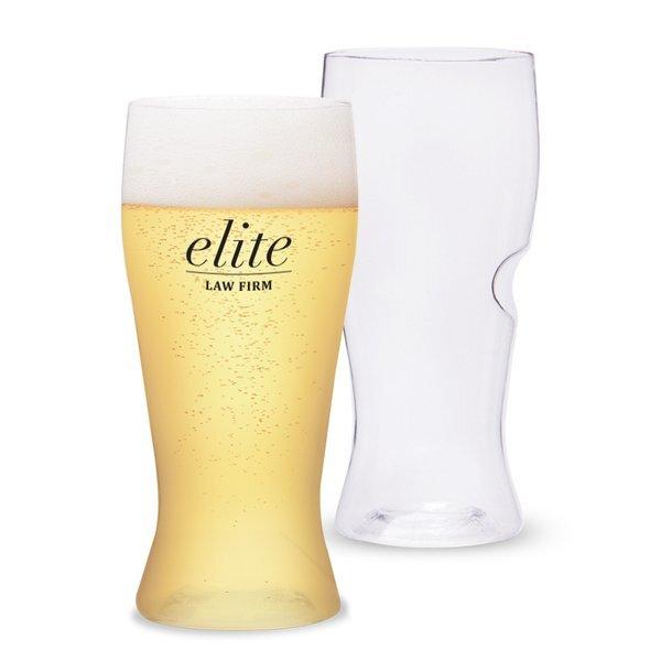 Dishwasher Safe Govino® Beer Glass, 16 oz.