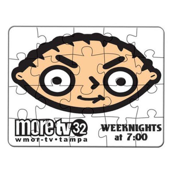 "Jigsaw Puzzle, 8-1/2"" x 11"""