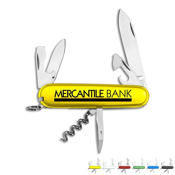 Spartan Swiss Army® Knife - Solid Colors