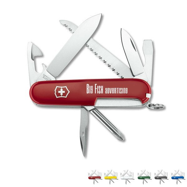 Hiker Swiss Army® Knife - Solid Colors