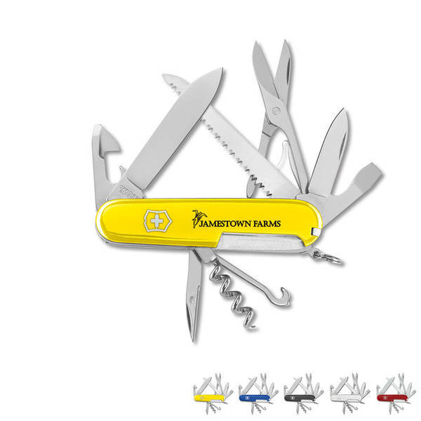 Huntsman Swiss Army® Knife - Solid Colors