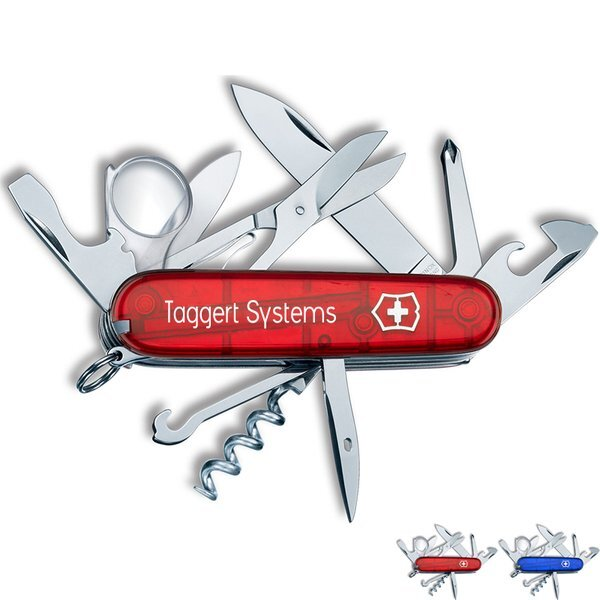 Explorer Swiss Army® Knife - Translucent Colors