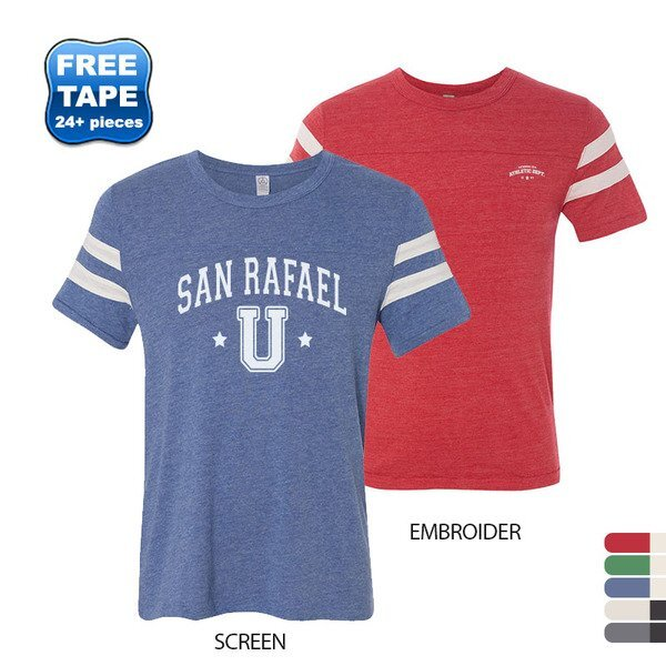 Alternative® Eco-Jersey Football Men's Tee