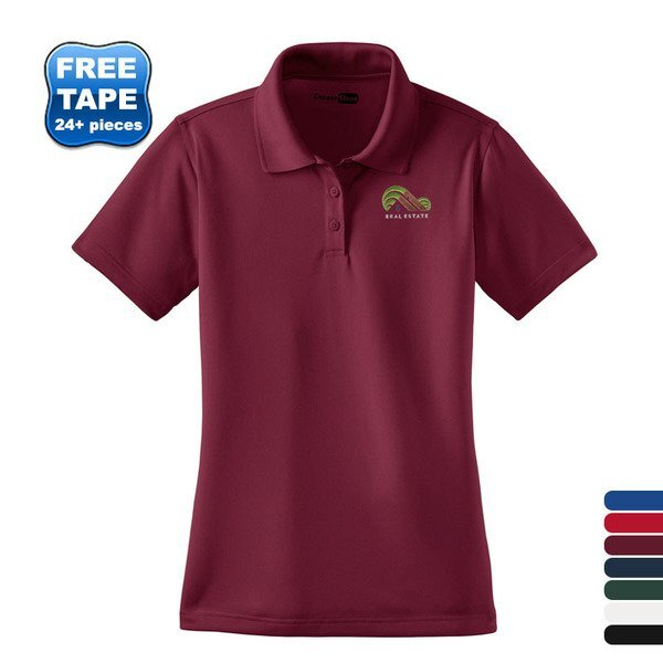 CornerStone® Select Snag-Proof Ladies' Performance Polo