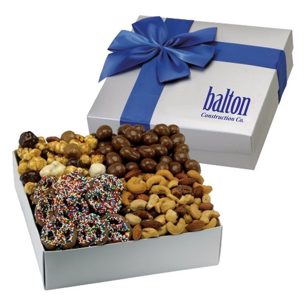 Gourmet Delights Treat Gift Box