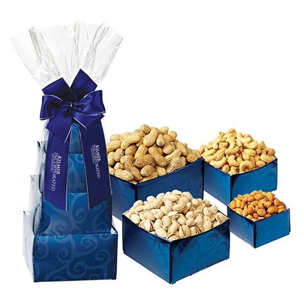 The Nutty Gift Tower