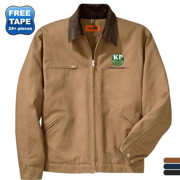 CornerStone® Duck Cloth Men's Work Jacket