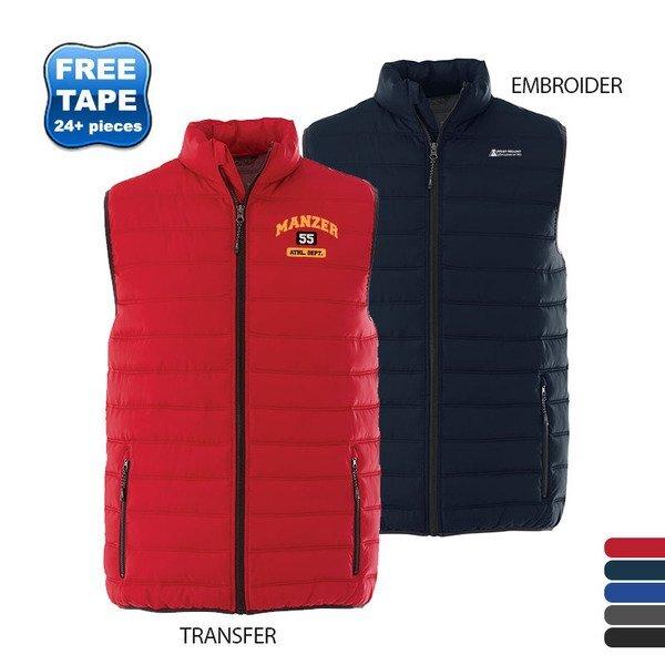 Mercer Men's Insulated Vest