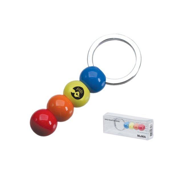 MoMA Spectrum Keychain