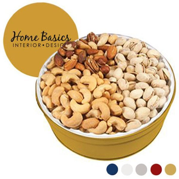 Grand Tin w/ Mixed Nuts