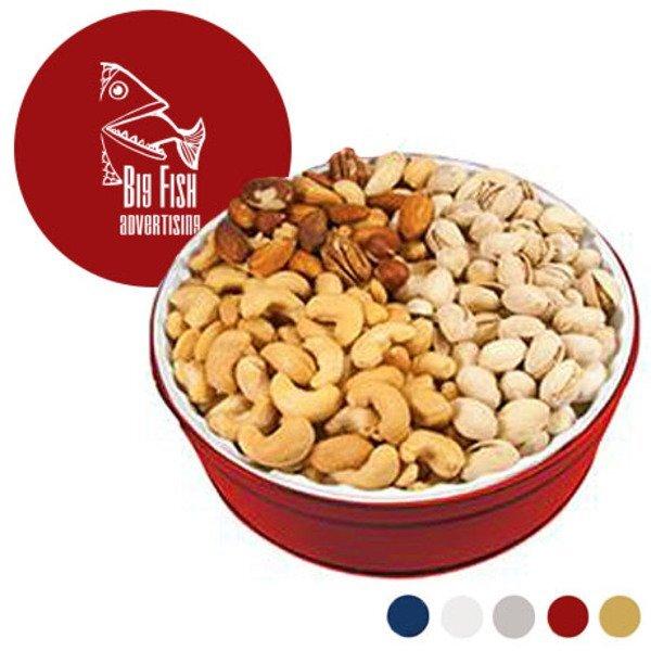 Royal Tin w/ Mixed Nuts