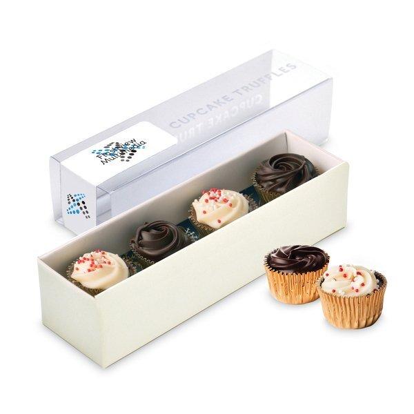 Cupcake Truffles Gift Box