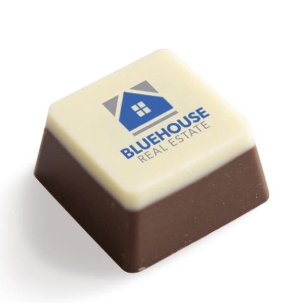Belgian Chocolate Truffles with Edible Imprint