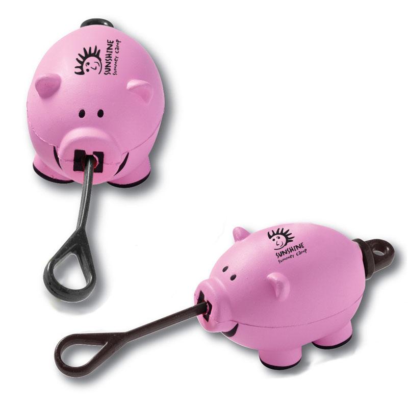 Slingshot Flying Pig Stress Reliever