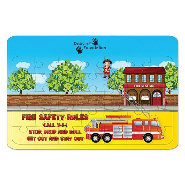 Fire Safety Jigsaw Puzzle