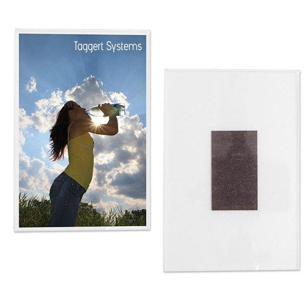 """Magnetic Back Acrylic Photo Frame, 4"""" x 6"""""""