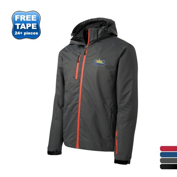 Port Authority® Vortex Waterproof 3-in-1 Men's Jacket