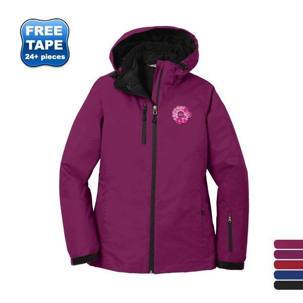 Port Authority® Vortex Waterproof 3-in-1 Ladies' Jacket
