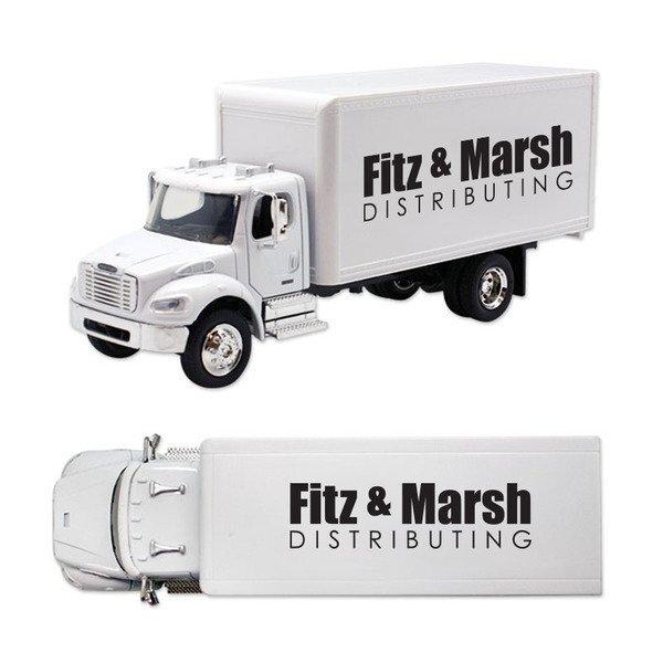 Die Cast Freightliner M2 Box Truck