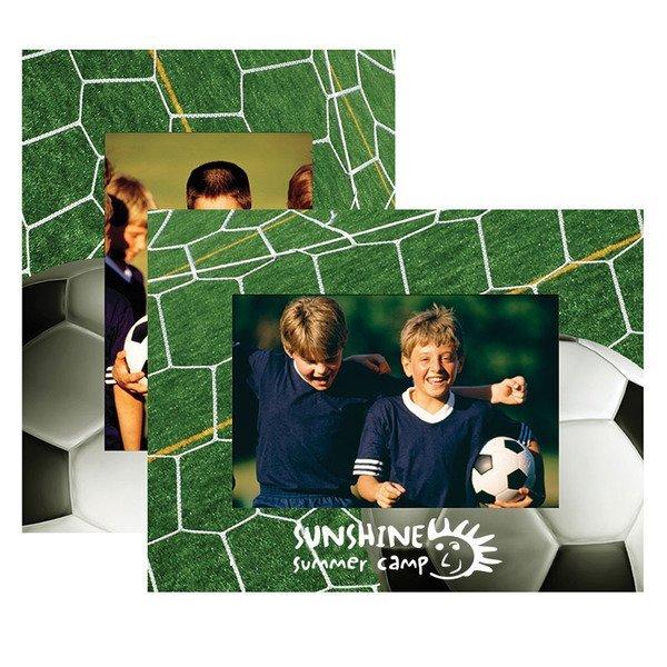Soccer Theme Paper Easel Frames