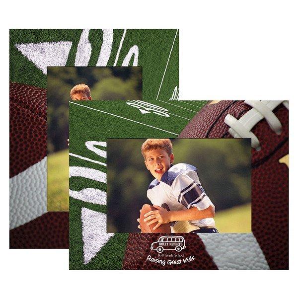 Football Theme Paper Easel Frames