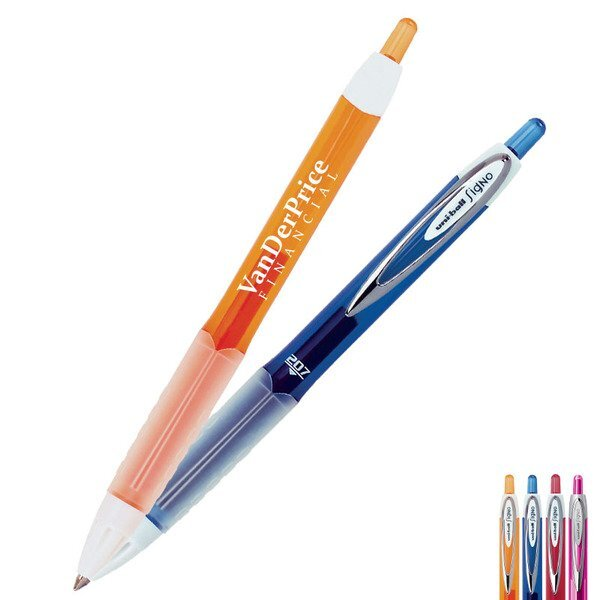 Uni-ball® 207 Gel Colored Barrel Pen