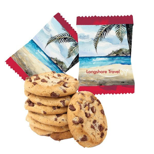 Chocolate Chip Cookie, Individually Wrapped