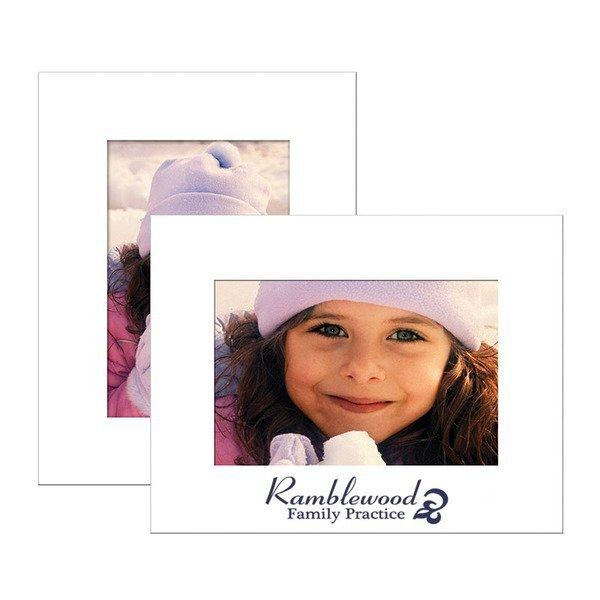 White Paper Easel Frames