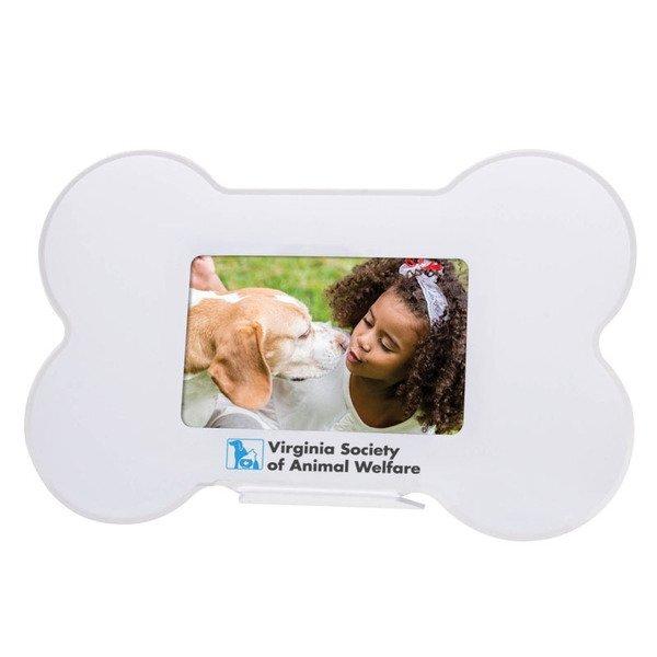 "Dog Bone Photo Frame, 3"" x 2"""