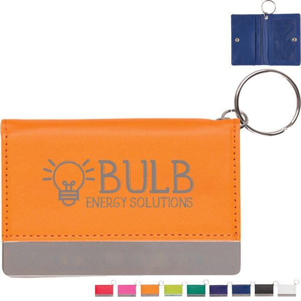 Deluxe Bi-Fold ID & Card Holder