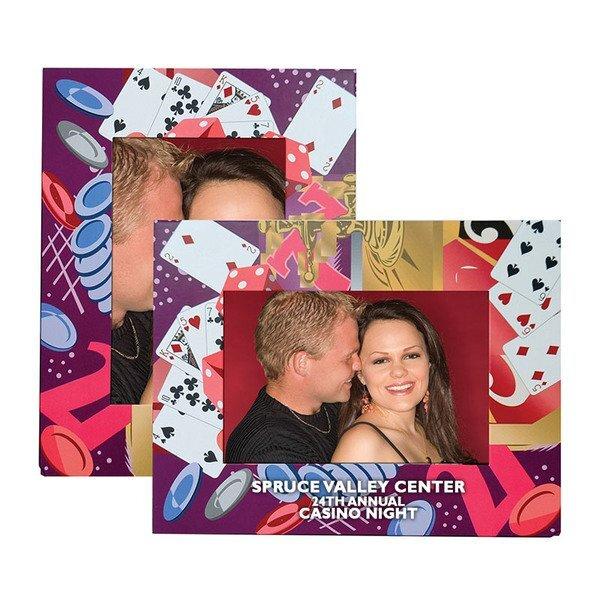 Casino Paper Easel Frames