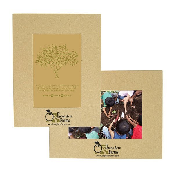 Recycled Paper Easel Frames
