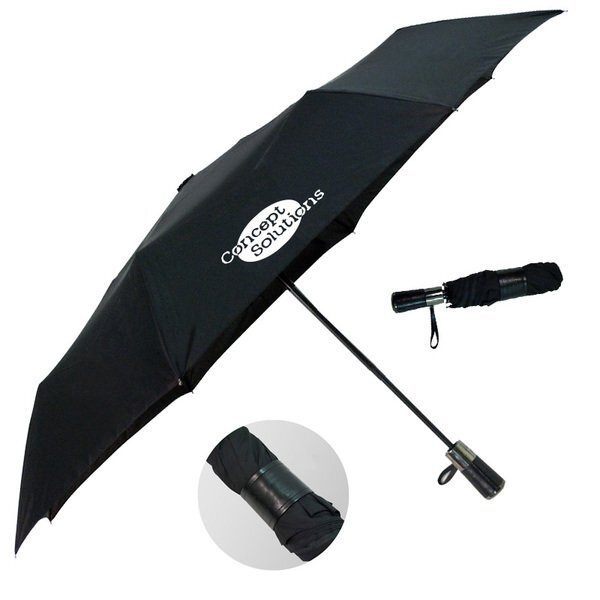 "Classic Auto-Open Umbrella, 42""Arc"