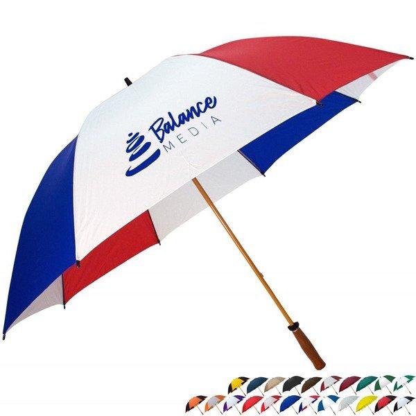 """Mulligan Golf Umbrella, 64""""Arc"""